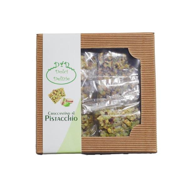 Croccantino al pistacchio - Dolci Delizie