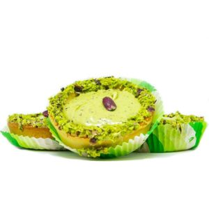 Crostatine al pistacchio - Dolci Delizie
