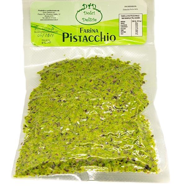 Farina di pistacchio - Dolci Delizie