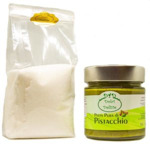 Kit gelato al pistacchio - Dolci Delizie