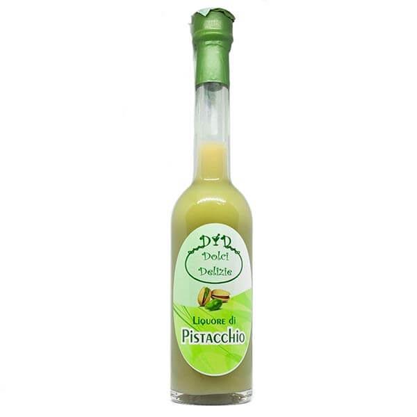 Liquore di pistacchio - Dolci Delizie
