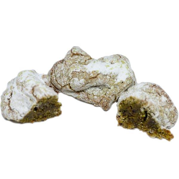 Paste al pistacchio - Dolci Delizie