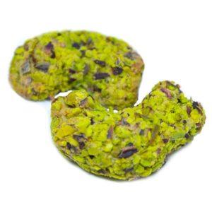 Paste al pistacchio granellate - Dolci Delizie