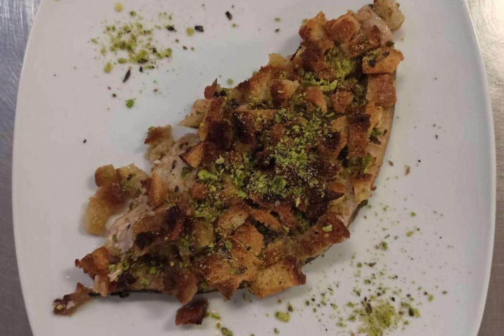 Pesce spada al pistacchio - Dolci Delizie